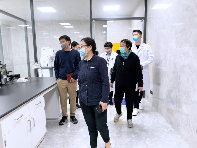 昂星CNAS实验室现场初审顺利通过
